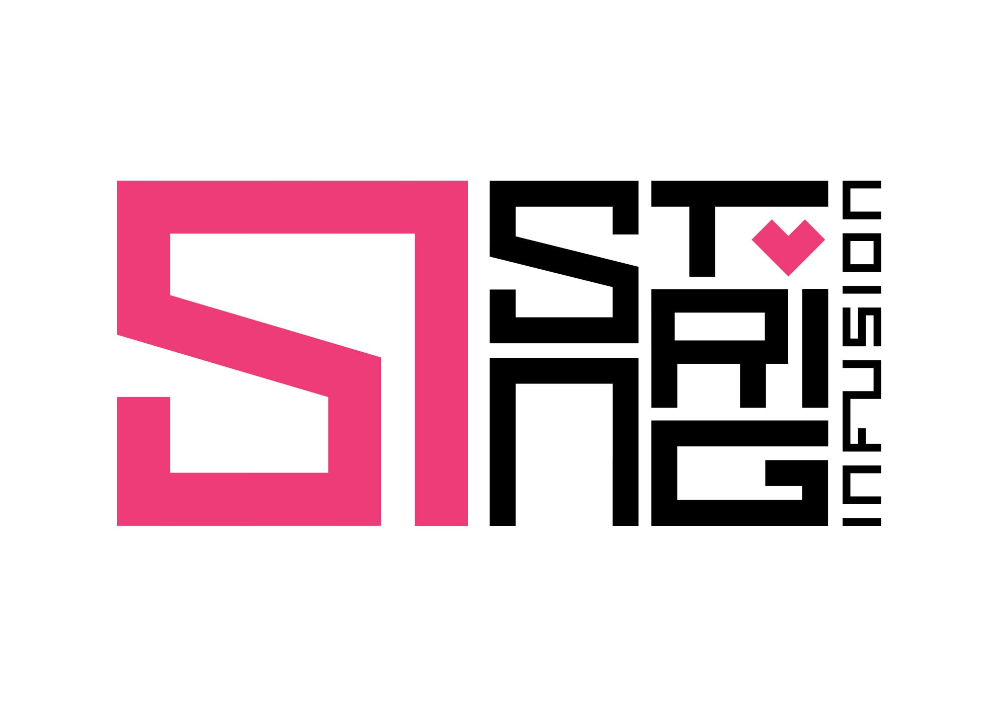 String Infusion branding logo