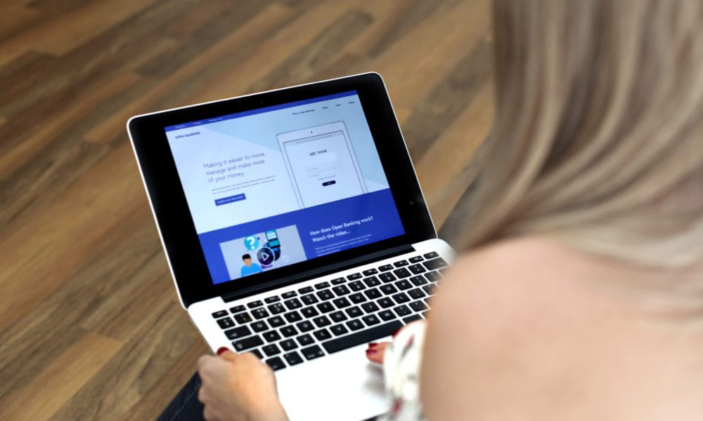 Open Banking website