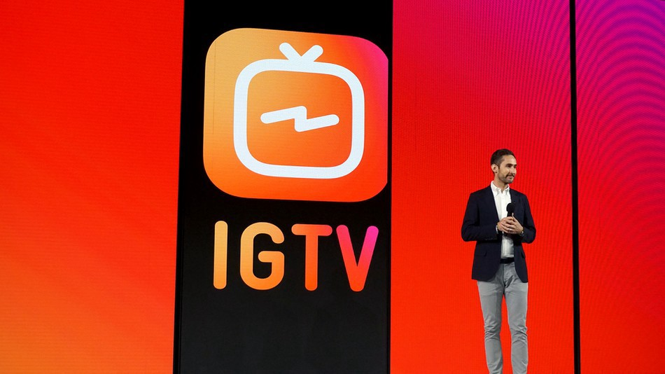 Instagram launches IGTV, rivalling YouTube