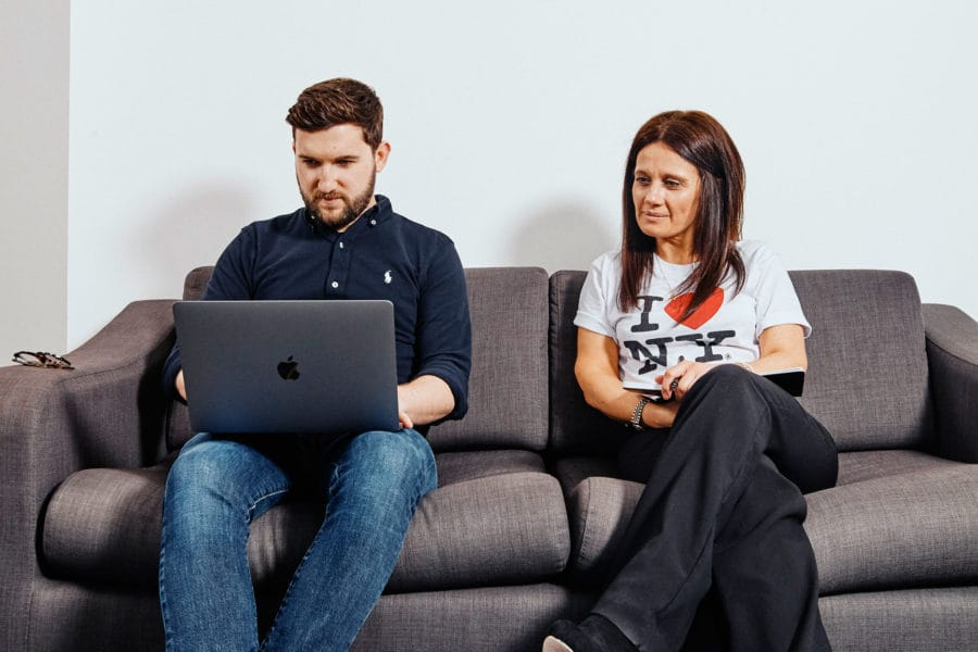 digital-agency-team-working-on-google-marketing