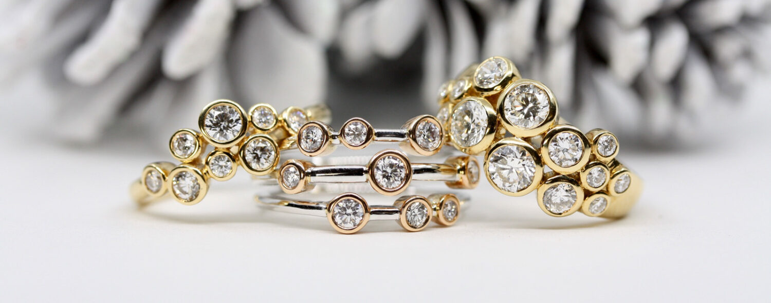 The new L. Guess Jewellers website is one to 'watch'